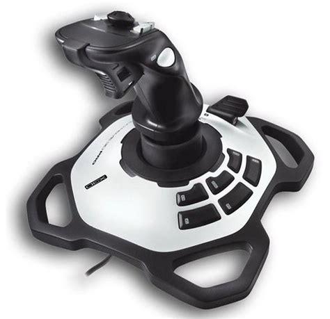 Gamepad Joystick 3d Pro Logitech joystick gaming pc logitech 3d pro