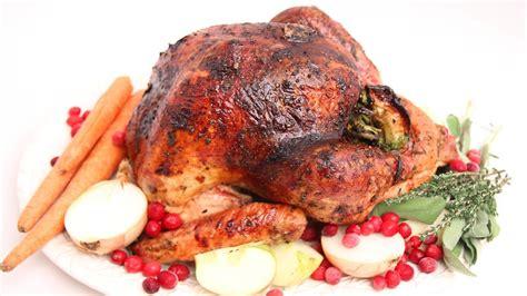 The Kitchen Turkey by Apple Cider Glazed Thanksgiving Turkey Recipe