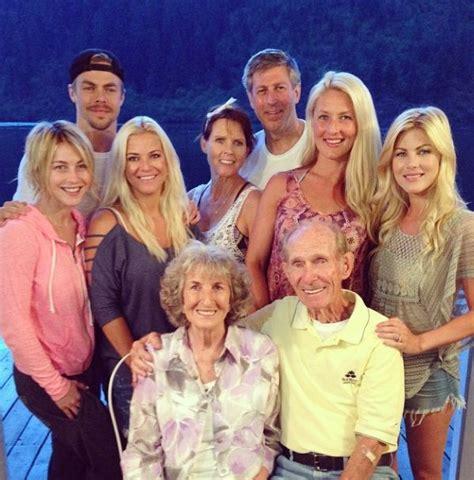 marabeth houghs father bruce robert hough derek hough instagram pics hough family 2014