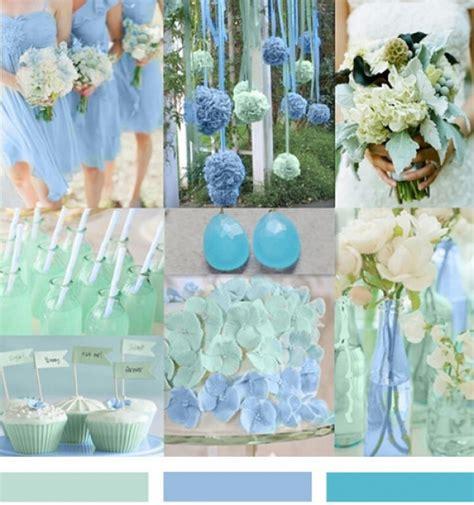 ślub na niebiesko ślub w białej