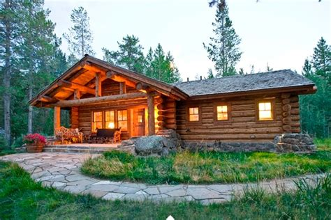 In A Cottage In A Wood by Rustic Cottage A Relaxation Oasis In The Woods Home