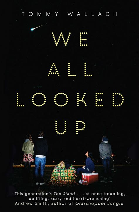 libro we all looked up we all looked up book by tommy wallach official