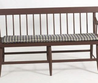 deacon bench cushions 1000 images about bench cushions on pinterest outdoor