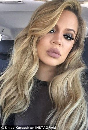khloe kardashian debuts sassy new long bob at kim s baby