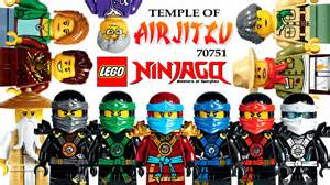 lego ninjago 70751 temple airjitzu official images revealed summer 2015