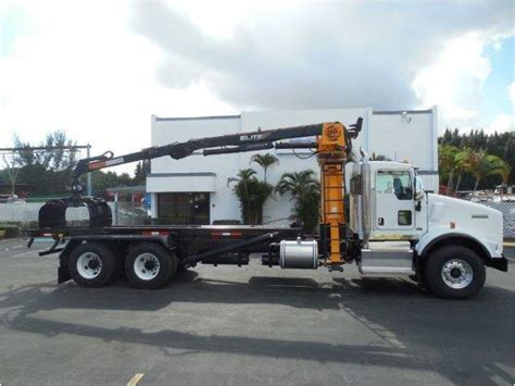 kenworth for sale in florida kenworth single axle roll off autos post