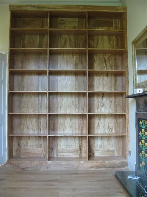 10 Foot Bookcase Sutcliffe 100 Feedback Carpenter Joiner In Sheffield