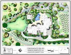 concept landscape plan