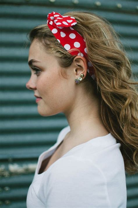 hairdo of teens in the 50s 20 gorgeous headband hairstyles you love pretty designs