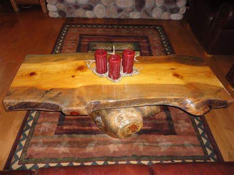 Log Cabin Table Ls by Made Rustic Log Coffee Table By Legacy Woodshop Custommade