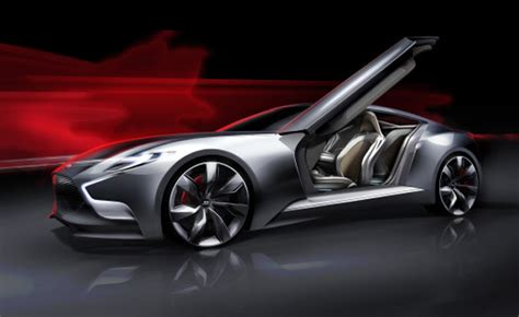hnd 9 2016 genesis coupe 2015 hyundai genesis coupe previewed in hnd 9 concept with