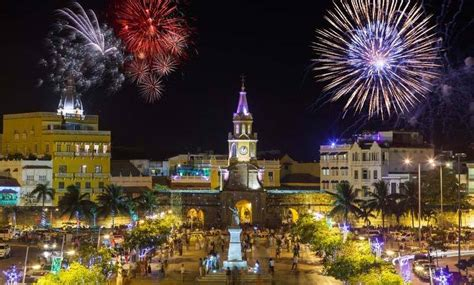 what to do for christmas and new year s eve in cartagena