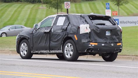 2019 Chevy Blazer Chevy Blazer Spied Again With Crossover Cues