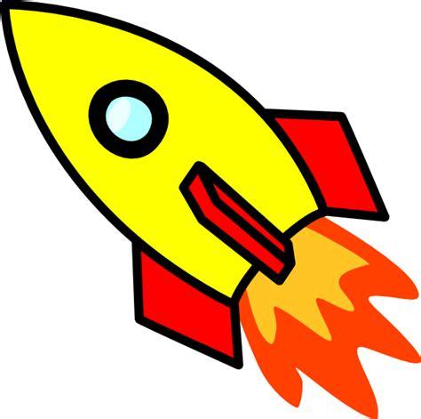 Clip Rocket rocket clip at clker vector clip