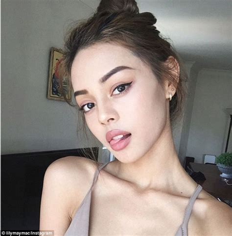 lily may mac receives tirade of abuse from teenage fans of