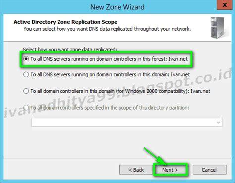 cara konfigurasi dns server domain dan subdomain cara membuat web server 2 domain dalam 1 ip tkj blog