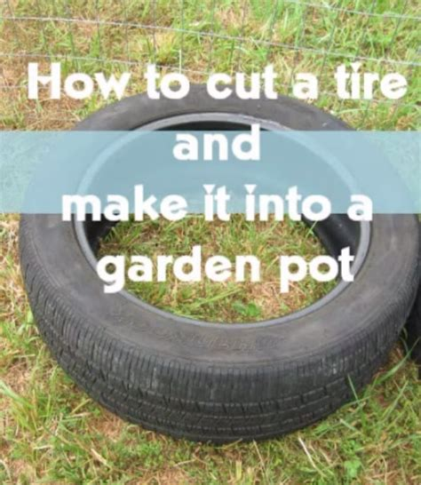 How To Cut Tires For Planters by 17 Best Ideas About Tire Garden On Chandelier