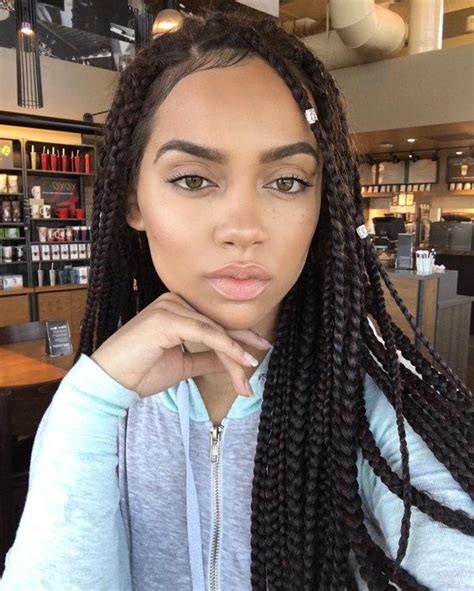slick box braids 17 best images about fun protective style ideas on