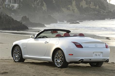 how to learn about cars 2008 lexus sc auto manual 2008 lexus sc 430 pebble beach edition picture 231904 car review top speed