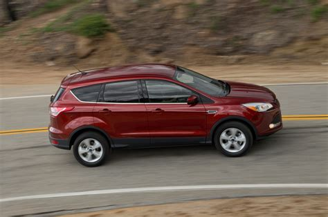 2014 Ford Escape Se by 2014 Ford Escape Se Top View In Motion Photo 16