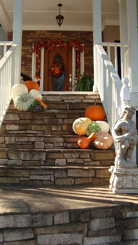 veranda für wohnwagen idee treppe dekorieren