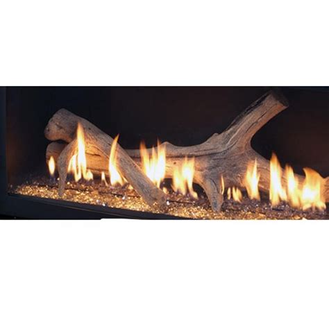 Driftwood Fireplace by Majestic Adw600 Aged Driftwood Log Set For Wdv600at