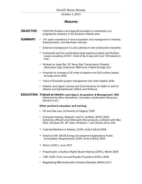 landman resume resume ideas