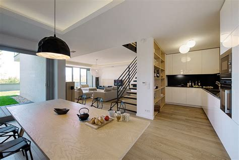 elegant interior   duplex apartment interiorzine