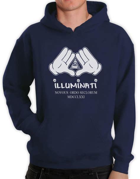 illuminati hoodie illuminati hoodie obey z dope yolo mickey ebay