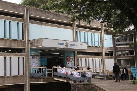 Of Nairobi School Of Business Mba Projects by College Of Biological And Physical Sciences Cbps Library