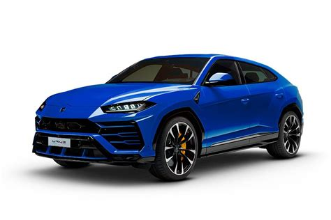 lamborghini urus blue lamborghini urus suv price review images features