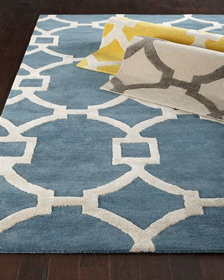 5 X 8 Rugs Outdoor Oushak Rugs At Neiman Marcus Horchow Horchow Outdoor Rugs