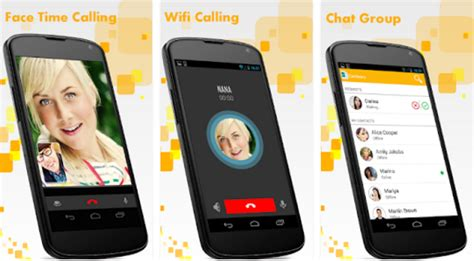 free facetime app for android facetime for android free calling app