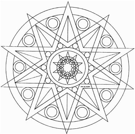 mandala coloring pages free printable mandala coloring pages coloringpagesabc