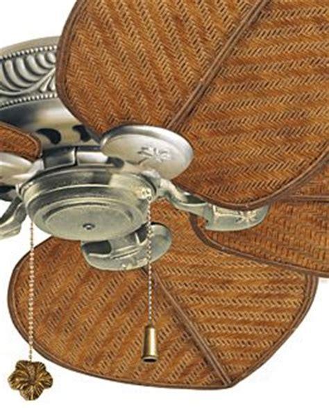 wicker ceiling fan blades wicker blades ceiling fan interior design ideas