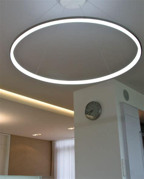Circular Pendant Light Circolo Minicircolo Mini Led Pendant Light