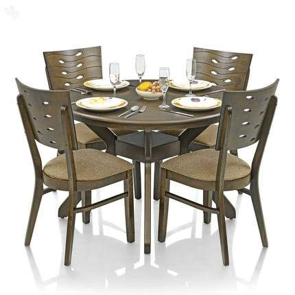 Dining Table And Chairs Sydney Royaloak Sydney Dining Set With Four Chairs Solid Wood Dining Sets Chairs And Furniture