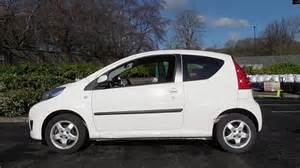 Peugeot 107 Interior Trim Used 2010 Peugeot 107 1 0 3dr For Sale In Tyne And