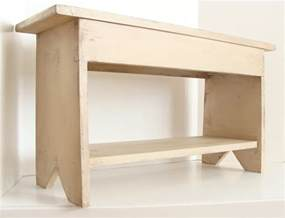 Wood Bench With Storage Country Storage Bench Entryway Furniture Kid S Room
