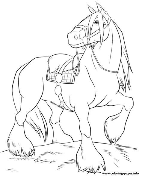 printable poster to color breyer horse s561a coloring pages printable