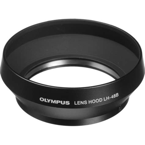 Ziper Hoodi Lh olympus lh 48b lens for m zuiko digital 17mm v324482bw000