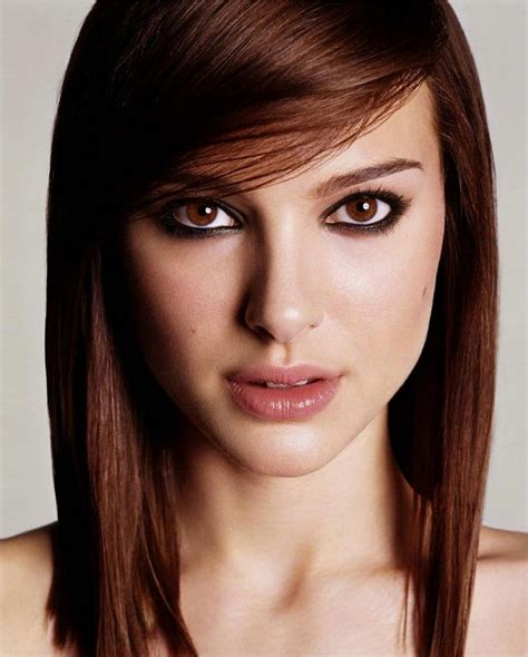 hairstyles for straight hair with bangs 25 medium hairstyles for girls with straight hair