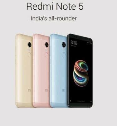 erafone redmi note 5 redmi note 5 jpg techonerd com