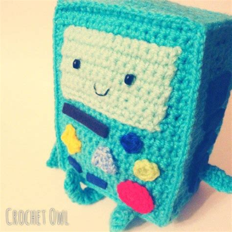 adventure time knitting patterns crochet bmo from adventure time by vinogradova alexandra