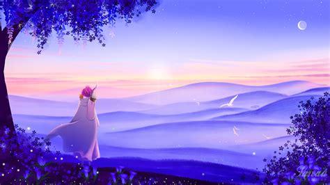 yona princesse de laube fond decran hd arriere plan