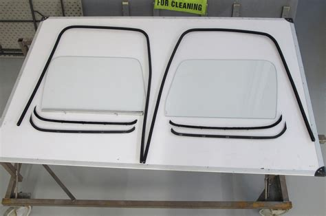 Window Kit For Door by 1956 Chevrolet Installing One Power Windows