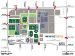 directions stubhub center