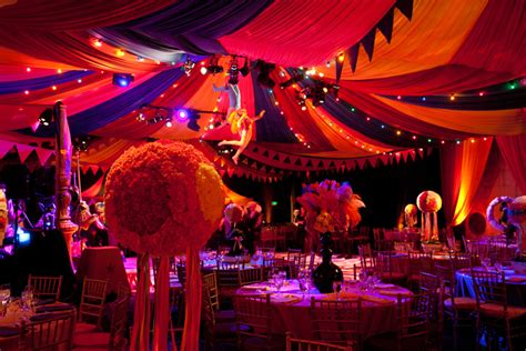 carnival themed ball this bat mitzvah was a circus the bar mitzvah blog
