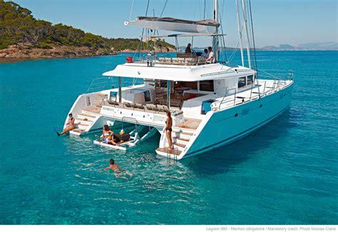 catamaran love boat new catamaran boat charter adeia scores a perfect 10