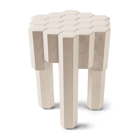 sgabello legno design sgabello tavolino in legno massello di design l38xp38 cm